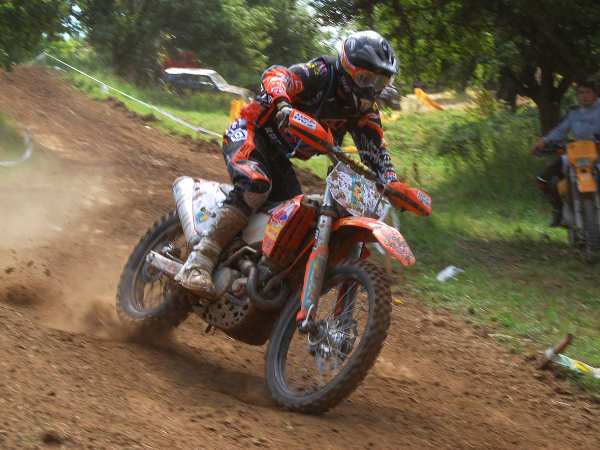 sportlich ambitionierten Enduro Training Marco Straubel