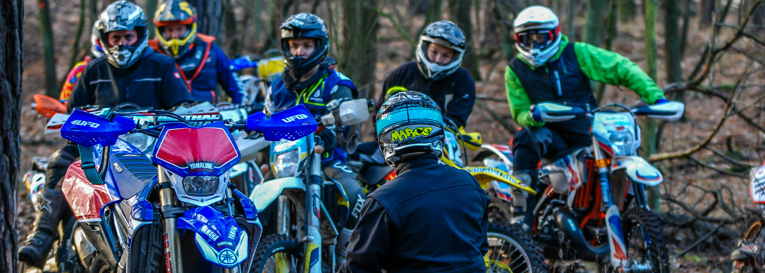 Enduro Training Berlin und Brandenburg Marco Straubel