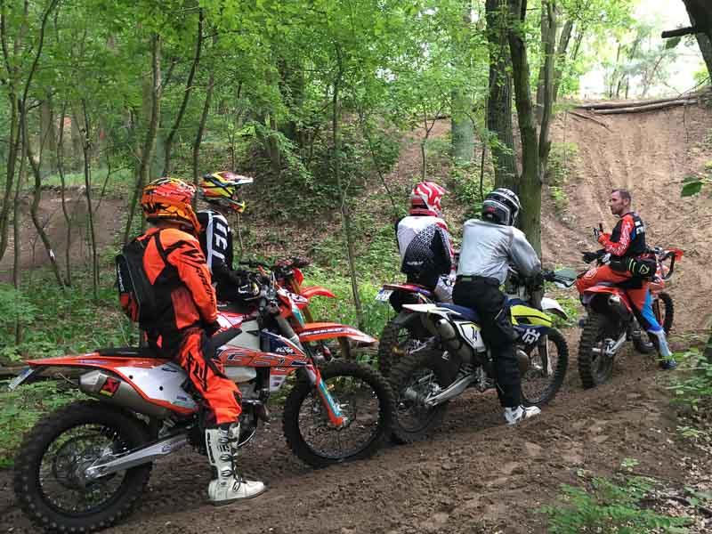 Enduro Training Deutschlandweit Marco Straubel