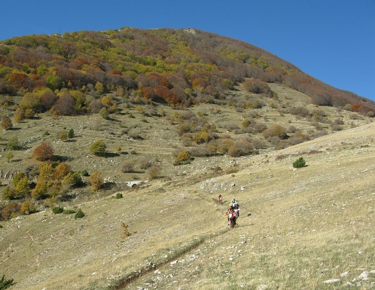 Enduro Touren in Italien